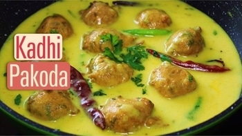 Punjabi Kadhi Pakoda - Simple and tasty recipe. Full video now on my youtube channel Kanak's Kitchen! Connect with me on youtube for any help with this recipe!! #kanakskitchen #food #foodporn #yum #instafood #TagsForLikes #yummy #amazing #instagood #photooftheday #sweet #dinner #lunch #breakfast #fresh #tasty #foodie #delish #delicious #eating #foodpic #foodpics #eat #hungry #foodgasm #hot #foods