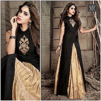 Buy Now @ https://goo.gl/9K3gDg  Unique Black And Cream Color Banarasi Silk Designer Suit  Fabric- Banarashi, Silk  Product No 👉 VJV-MAIS5404  @ www.vjvfashions.com  #dress #dresses #bollywoodfashion #celebrity #fashions #fashion #indianwedding #wedding #salwarsuit #salwarkameez #indian #ethnics #clothes #clothing #india #bride #beautiful #shopping #onlineshop #trends #cultures #bollywood #anarkali #anarkalisuit #beauty #shopaholic #instagood #pretty #vjvfashions
