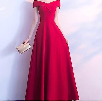 Red Gown S m l xl xxl #shopnow #shopnowladies #shopping