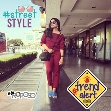 What I wore this weekend while shopping at Select City Walk!! #wiw #ootd #coords #weekendvibes #weekendoutfit #weekendshopping #trendalert #soroposo #streetstyle