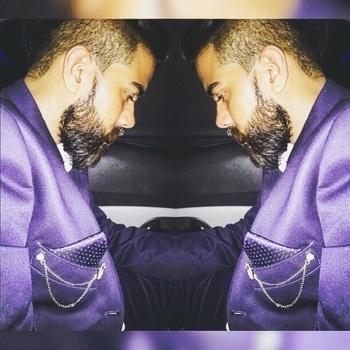 Beard and suit for gentlemen ! #beard #suit #royalblue #roposo #beardstyle