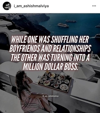 You decide where you land. A high shoutout to all girls who are putting in the work towards their goals. You gonna win big. #shoutout #success #startupweekend #entrepreneurlifestyle #entrepreneur #entrepreneurlife #bossgirls #entrepreneurship #entrepreneurial #businesswoman #boss #entrepreneurquote #entrepreneurcoach #startup #startuplife #workhard #startupindia #hustlers #hustle #failure #bosswomen #mindset #perfection #business #selfmade #bosslady #ladyboss #bossbabe #goals
