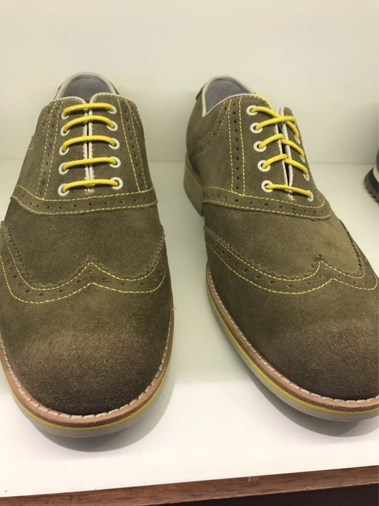 Suede shoes from Johnston & Murphy #suedeshoes #suedelove #mensshoes #roposomen