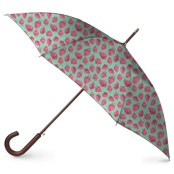 Enjoy the summer with some Strawberry Umbrella for just Rs 1199/- only at www.hausandsie.com . Use code NEW15 for extra 15% discount. #hausandsie #umbrella #summer #summerfun #notan #sunbathing #traveldiaries #travel #homedecor #homefurnishings #holeimprovement #storage #kitchen #wallpaper #bags #madeinindia #gointhesun #jointhefun #fabrics #prints #designs #onlineshopping #shopnow #ecommerce #goforit