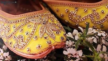 HAPPY SUMMER'S!!! ☀️☀️ Colours are Smiles of Nature. This Summer give Treat to your Feet of www.punjabijuttistore.com BLOSSOM RANGE 😍😍  SHOP NOW www.punjabijuttistore.com  Clicked by 📸 Shankria Creations  #Punjabijuttistore #punjabijutti #jutti #khussa #mojari #footwear #weddingseason #bridemade #groommade #casual #bridetobe #indianwear #ethniclook #indianbride #worldwide ✈️🌍 #makeinindia #punjabiwedding #swagycouples #punjabijodi #blog #bloggers #instapic #instapost #instalike #india #shopnow #bebeautiful #goethnic