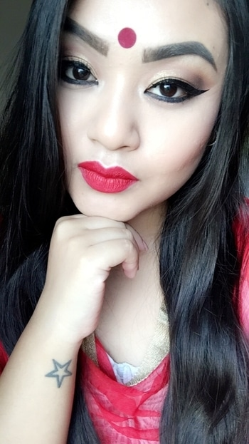 #makeup#roposotalenthunt