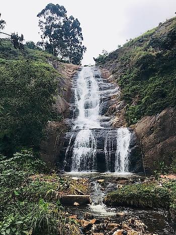 #waterfall #kodaikanal #myclicks