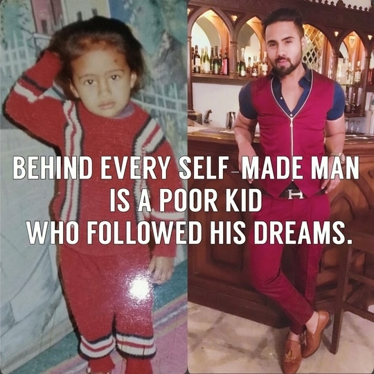 Here's 🥂to all the self-made ppl out there who believed they can.😉 . #majorthrowback #tbt #soroposo #throwback #transformation #kid #cute #thenandnow #followyourdreams #motivationalquotes #entrepreneur #success #grind #hustle #fitnessmotivation #fashionblogger #styleblogger #inspirational #quoteoftheday #quotestoliveby #roposoquote #smile #indianfashionblogger  #like4like #ropo-good  #instafashion #igfamous #gymrat #inspirationalquotes #grownup #ropo-love #menonroposo #quotes #mystylediaries