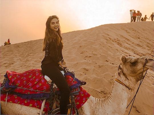#jaisalmer #goldenhour #travel