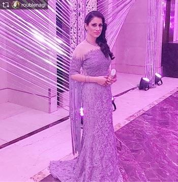 Repost from @roublenagi @rebeccadewanofficial 😍😍🎉🎉😊😊 💐💐 #reception #wedding #stregishotel #mumbai #dubai #danthiwedding #beautifulevening #outfitinspiration #rebeccadewan #dance #music #superfun 💖 #rebeccadewanofficial #RebeccaDewanCouture #houseofrebeccadewan #fashionista #fashionista #fashionblogger #womensfashion #womenstyle #dxb #abudhabi #ootd #mumbai #indiandesigner #bitfatwedding #rdbride #wearingrd #usa #international