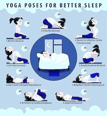 Trouble Sleeping? Try these poses for a better sleep 🙏🏻🌙 💤 🛏 -  #yoga #yogaeverydamnday #yogalove #yogachallenge #yogagirl #yogalife #yogi #yogini  #yoginis #fit #fitness #fitmom #gym #gymgirl #gymgirls #health #healthy #yogaeverywhere #yogaeveryday #igyoga #instayoga #yogainspiration #yogapose #yogapants #iloveyoga #yogapractice #acroyoga #yogaaddict #yoganarinder