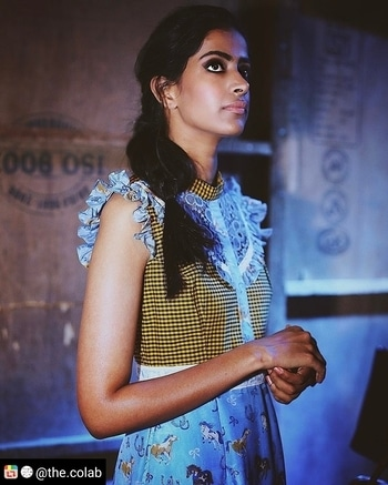 We are speechless with such an amazing capture by @the.colab  #repost @the.colab  Backstage at India Showcase Week '17~  @LabelNityaBajaj . In frame: @AnoushkaVirk . . . #LabelNityaBajaj #EquineCollection #IndiaShowcaseWeek17 #DTPCJISW17 #fashionweek #shoot #delhifashionweek #style #fashion #womenswear #womensfashion #womensstyle #backstage #sodelhi #india #fashionphotography #fashionphotographer #portrait_ig #portraits #streetstyleindia #StreetStyle #StreetStyleDelhi #fdci #streetfashion #portrait #behindthescenes #pursuitofportraits #aifw #AIFWAW17 @indiashowcasewk_2017 @talentfactory_official @RepostIt_app #labelnityabajaj #nityabajaj #deets #details #ruffle #gingham #blue