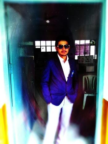 #roposotalenthunt #blazer #bluesuit