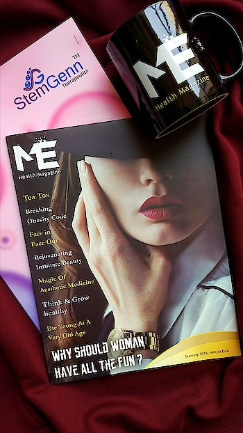 "🕵️ The Most Awaited ""Me"" Health Magazine 📕 is finally launched in India By Dr.Prabhu Mishra (@prabhumstemcell), who is Stem Cell Expert, Founder of Cosmostem Institute, and Founder President of Anti-Aging Foundation India (@antiageing.stemcell) 🙋 ⠀⠀⠀ ⠀ ⠀ ⠀⠀⠀ ⠀ ⠀ ⠀⠀⠀ ⠀ ⠀ ⠀⠀⠀ ⠀ ⠀ ⠀⠀⠀ ⠀ ⠀ ⠀⠀⠀ ⠀ ⠀ ⠀⠀⠀ ⠀ ⠀ ⠀⠀⠀ ⠀ ⠀ ⠀⠀⠀ ⠀  This Magazine from StemGenn Group is New, and First of Its Kind Anti-Aging Magazine in India 🇮🇳 and it was a Dream of Dr.Prabhu Mishra to Launch this Magazine 📕 ⠀⠀⠀ ⠀ ⠀ ⠀⠀⠀ ⠀ ⠀ ⠀⠀⠀ ⠀ ⠀ ⠀⠀⠀ ⠀ ⠀ ⠀⠀⠀ ⠀ ⠀ ⠀⠀⠀ ⠀ ⠀ ⠀⠀⠀ ⠀ ⠀ ⠀⠀⠀ ⠀ ⠀ ⠀⠀⠀ ⠀ ⠀ ⠀⠀⠀ ⠀ ⠀ ⠀⠀⠀ ⠀ ⠀ ⠀⠀⠀ ⠀  Objective of this Magazine is to Bring the latest advancements and develpments in the Health Care 🏩 Lifestyle 💒 and Beauty 💆 to your Doorstep 👒 so that you can learn and use them to be healthy in an easy way 🤗 ⠀⠀⠀ ⠀ ⠀ ⠀⠀⠀ ⠀ ⠀ ⠀⠀⠀ ⠀ ⠀ ⠀⠀⠀ ⠀ ⠀ ⠀⠀⠀ ⠀ ⠀ ⠀⠀⠀ ⠀ ⠀⠀⠀ ⠀ ⠀ ⠀⠀⠀ ⠀ ⠀ ⠀⠀⠀ ⠀ ⠀ 🎉 Congratulations Dr.Prabhu Mishra for ""Me"" Magazine Launch 🎉 🤗 ⠀⠀⠀ ⠀ ⠀ ⠀⠀⠀ ⠀ ⠀ ⠀⠀⠀ ⠀ ⠀ ⠀⠀⠀ ⠀ ⠀ ⠀⠀⠀ ⠀ ⠀ ⠀⠀⠀ ⠀ ⠀ ⠀⠀⠀ ⠀ ⠀ ⠀⠀⠀ ⠀ ⠀ ⠀⠀⠀ ⠀  #PrabhuMishra #StemGenn #Stemcell #MeHealthMagazine #Antiageing #AntiAging #theparkhotel #launch #cosmostem #magazine #flatlay #thepinkvelvetblog #delhiblogger #indianblogges"