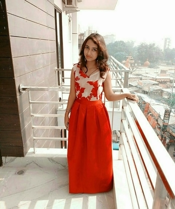 When in doubt, wear red! 💋 💋   #newdp #red #red-hot #gown #evening-gown #dress #westernwear #hotgirl #indianblogger #fashionmodel #roposotalenthunt #trendingonroposo #trendingnow #prettygirls #delhiblogger #model #featureme