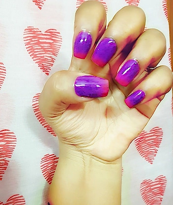 surprise ombre #surprise #ombrey #naillover #nail-addict #nails #nail-designs #nailart #nailartwow #nail-designs #nailcares #gelnails #gelnail #ombre #ombrenails #purple #purplelove #purplenails #pink #pinknails #pinknailart #pink_nails #pink_nail_art #flormar #nailpolish #nailpolishaddict #crazynails #wetlook #wow #wownails #cuticleoil #cuticles #cuticlecare #myhand #lefthand #topcoat #diy #athome #manicure #manicurednails #maniqure #athomemanicure #followformore