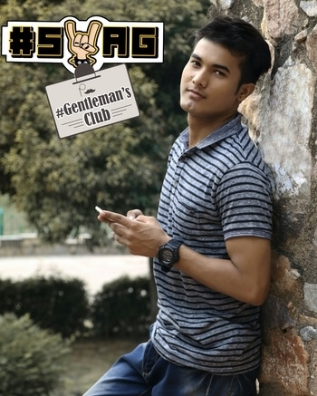 Mohabbat 💞 karta hu gulami 🤘 nahi Palko 😍 per rekh sakta 😘 hu Toh nazro 👀 se gira 😎 bhi sakta hu 😏 #swag #gentlemansclub