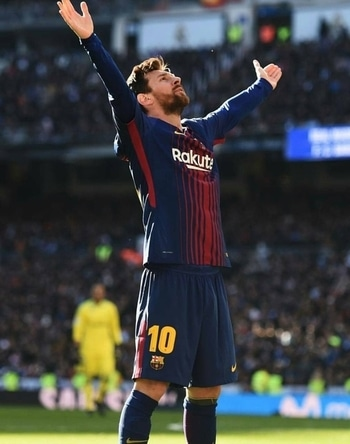 #Messi #elclasico #FCB Winner
