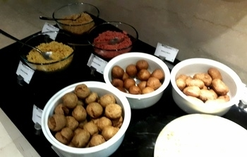 Rajasthani Fare at Hilton Garden Inn Gurgaon on till 20th September 9nly Dinner   #rajasthan #food  #promotions #dal  #baati #choorma #hilton #garden #gurugram #foodbloggerdelhi #awesome  #lalmaas #foodstarz #spicyfoodlover #delhidiaries #foodmaniacs #theepicpick #followback #likesplease #eat #perks #mirchi #delish #drool