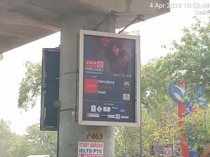 Spotted in Delhi and NCR!!  Just a few days more to go!! International Fashioner Week . . . . Locations : Kirti Nagar towards Rajouri Garden Maya Puri Naraina Flyover Towards Dhaula Kuan  Mayur Vihan towards Delhi  Model Town  Panchkuian Road Towards C.P  Subash Nagar Opp Pacific Mall Near Rajouri Garden  TOCH https://m.facebook.com/story.php?story_fbid=626093044403545&id=471924166487101