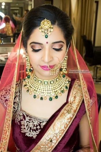 Brides this stunning ❤ ----------------------------------------------------------------- Chandni Singh studio, E 16, Upper Ground floor, Hauz Khas, New Delhi 110016 /  9961263666 ------------------------------------------------------------------- ➡️Snapchat id - chandni.singh ➡️Youtube  Chandni Singh studio a ------------------------------------------------------------------- #makeup #makeuplove #makeuplovers #mua #bridalmakeup #bridalmakeupartist #indianbride #bride #csbride #chandnisingh #chandnisinghstudio #chandnisinghbride #smokeyeyes #lashes #redlips #bridalmua #makeupartist #youtuber #urbandecay #toofaced #lagirl #benefit #benefitindia #proarte