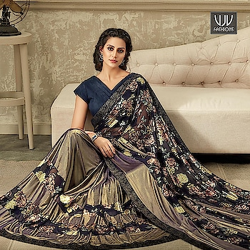 Buy Now @ http://bit.ly/VJV-CELE10715  Lavish Grey And Blue Color Lycra Designer Saree  Fabric- No  Product No 👉 VJV-CELE10715  @ www.vjvfashions.com  #saree #sarees #indianwear #indianwedding #fashion #fashions #trends #cultures #india #instagood #weddingwear #designer #ethnics #clothes #glamorous #indian #beautifulsaree #beautiful #lehengasaree #lehenga #indiansaree #vjvfashions #pretty #celebrity #bridal #sari #style #stylish #bollywood #lehengasaree