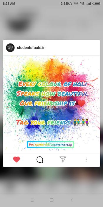 @holi02 #holi #colourful #colour #multicolor  #happieness #enjoy #holi