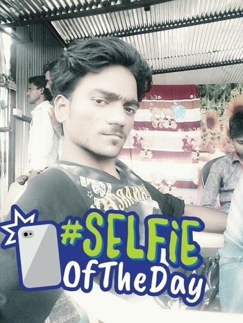 #selfieoftheday