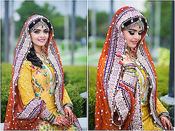 #cutebride #yellowdress #bridal-jewellery #bridal-fashion-designer #bridal-wear #makeup #bangali makeup #hd makeup