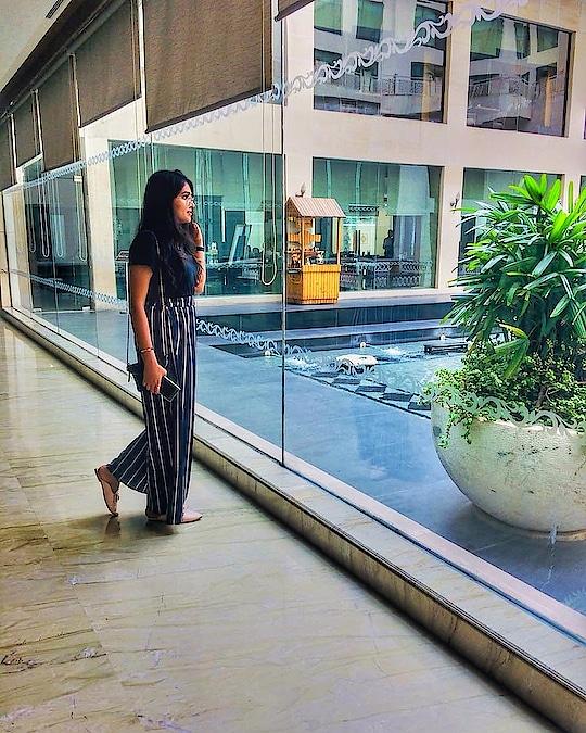 Embracing beauty. 💫 . . #fashion #ootd #style #fashionblogger #fashionista #jaipurblogger #jaipurbloggers #womensfashion #instastyle #lookbook #whatiwore #fashiondiaries #instalove #instagrammer #mytaste2k18 #bhukkadfam #fabebg #ny #treasuremuse ❤️ #roposo #soroposo #ropo-love #ropo-good #roposostyle #roposogirl #roposostickers #roposolive #independentwoman