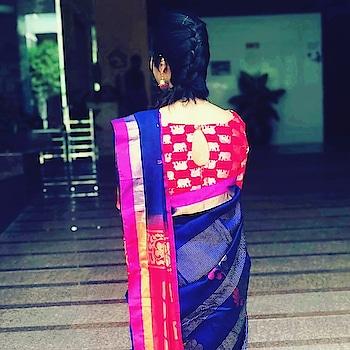 #sareeblouse #ethniclove #blousedesign #blouseback #kanchipuramsaree #red #boatneckline  hit like 👍 for more blouse designs