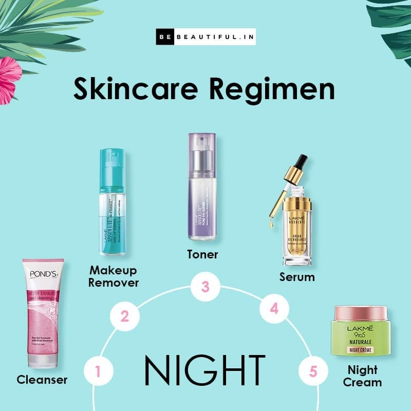 #Try #this #night #time #skincare #regimen #for #flawless #skin