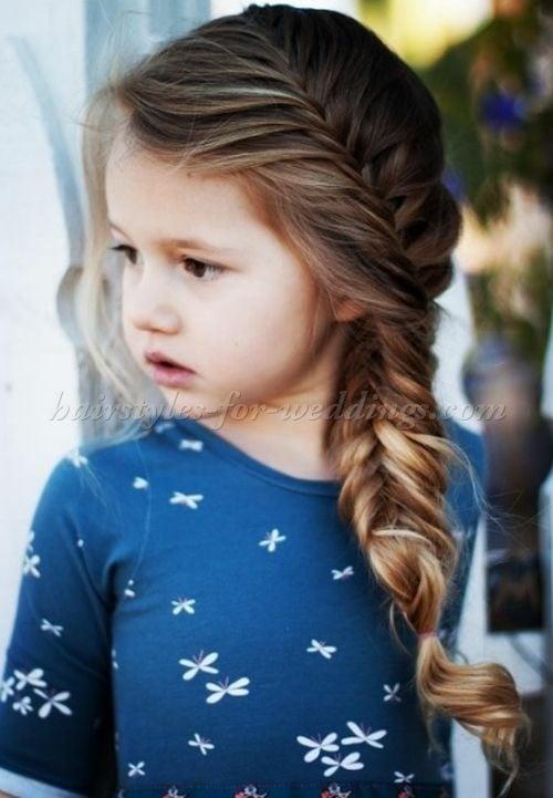 cute hairstyle idea for small girls#creativebug