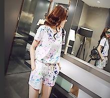 Women night suit   Only 700/+$   S m l xl