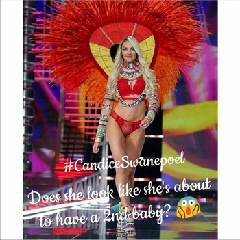 #CandiceSwanepoel #VictoriasSecret #VSAngel #BunInTheOven #SecondTimeAround #Model #Celebrities #International