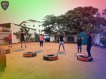 Ravi's Fit a Recreational Outdoor Fitness and crossfit arena .   Take a trial session to understand the fundamental patterns of exercises and basic crossfit    Signup to achieve your Weightloss Transformation   #outdoorfitness #crossfitoutdoors #coimbatorefitness #coimbatoregym #RavisFit #raviscrossfit  https://ravisfit.com/