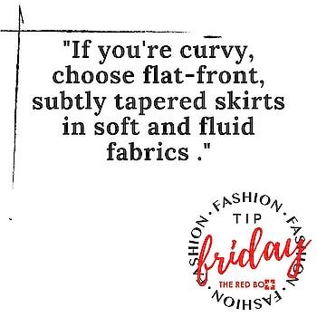 Style Those Curves Right! 😉 #fridayfashionfreestyle . . . . . #theredbox #fridayvibes #fashiontips #fashiontipsforwomen #uberchiclook #womenslookbook #fashionhouse  #stylingtips #stylegram #ootdguide #fashiontipfriday #stylinginspiration #fashionstyling #stylistsupportingstylists