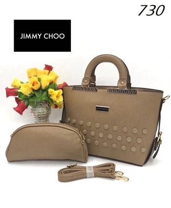 Jimmy Choo HandBags👜  2-piece Set available in 6 different colours.  Contact 08291171057 for inquiries.  Order before Stock Runs Out. . #handbag #handbags #purse #purses #slingbag #slingbags #sling #tote #totes #totebag #jimmychoo  #jimmychoobag #twobags #2 #2setcombo #colours #colour #differentcolours #range #newcolours #colourful #colourpop #trending #jimmychoohandbag #brand #brands #brandedstuff #branded #internationalbrand #internationalbrands #bags