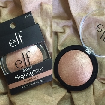 @elfcosmetics highlighter, blush gems DM for 🎊SALE🎊 prices . CCOMPARED TO bobbi brown highlighter