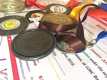 Achievements ☺️