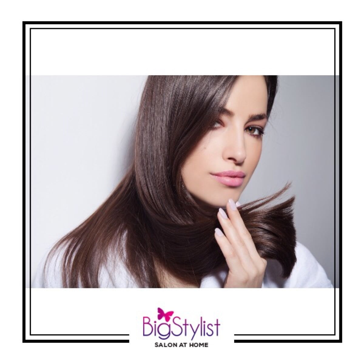 Get perfect straight hair with our hair straightening services and treatments at your doorstep! Like this? Say a Hi on WhatsApp at 9920465699 for more such fantastic stuff! #hairstraightening #hairtreatments #hair #salonathome #spaathome #straighthair #beauty #beautyservices #women #stayhomebeautiful #BigStylist