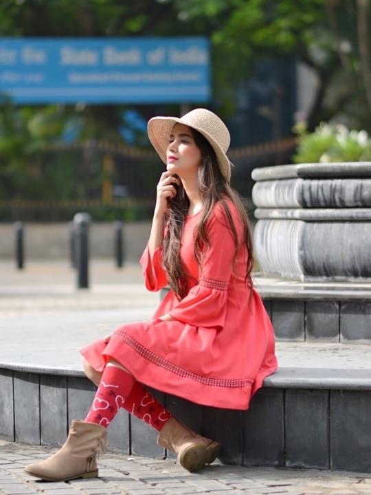 #roposo #ootd #fashionblogger #timesonroposo #follow #fashionblog #elachauhan #queensoffashion  www.queensofffashionblog.wordpress.com