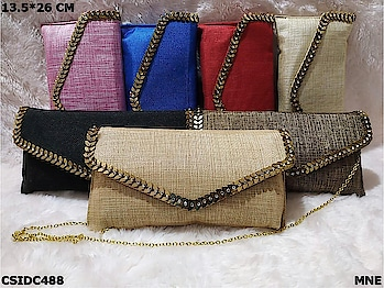 Craftstages International Presents  Designer Jute Clutch party, gifting and special occasion (Only Wholesale)  We also make and customize the design as per the customer requirements, in addition we are based in India, Dubai and New Zealand and as well as we are one of the India's largest manufacturer, exporter, importer and bulk supplier of ladies designer bags, clutches, potli bags, box clutches, sling bags etc.  For bulk orders and queries please Call/WhatsApp at +91-9625587736, +91-8130018901, +91-9911976001 or email us at craftstagesinternational@gmail.com  #ladiesbags #potlibags #slingbags #clutchbags#designerbagsandclutches#boxclutches#ladiesdesignerbags #handmadebags #ladiesclutchbags#ladiespotlibags#designerclutches #designerpotlibags #madeinindia#traditional #indianheritage#heritage #culture #batwabags #batuabags#swachbharat#madeinbharat#womanempower #betibachaobetipadao