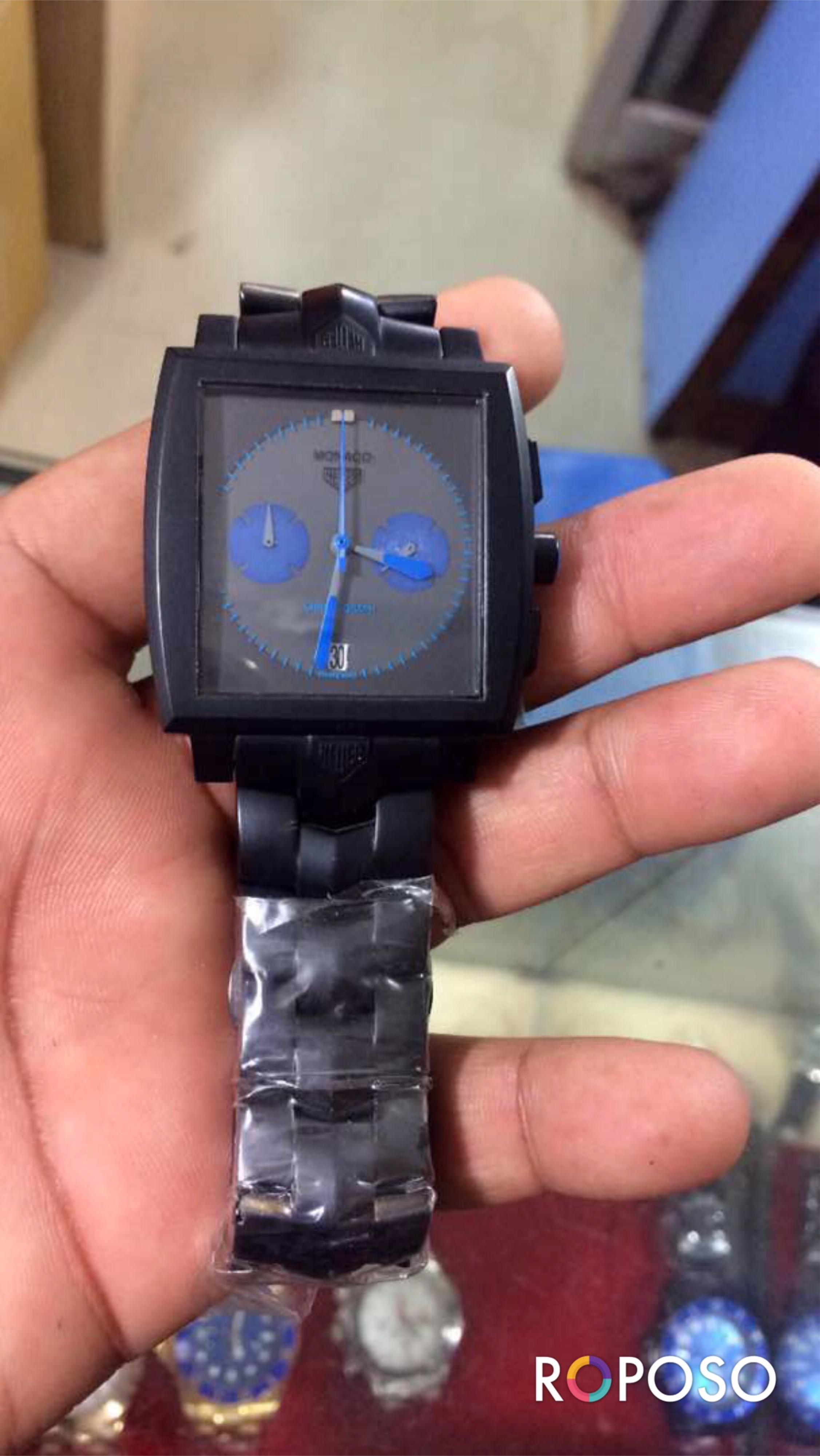 💥Tag manaco  7a quality &Rolex silicon strap  Aaa quality   #formoredetailspleasewhatsupat919643960110