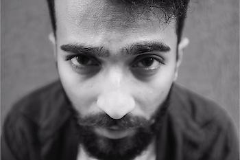 Stare. • #roposo-photoshoot #lookgoodfeelgood #gabru
