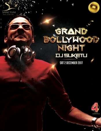 And come the #weekend and v get set to #entertain u... #LifeOfADJ. #WeLoveIt. #Bangalore get set to party with me at #Sanctum for #GrandBollywoodNight tomorrow #SaturdayNight #December 2nd #2017.... #Bollywood #Remixes #Mashups #ElectronicDanceMusic #EDM #Pop #LetsMakeMusic #TheWeekend #Dance #Music #PartyTime