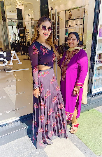 Monday at My favourite HERMOSA SALON ANS SPA With my mom for My Birthday look's preparation and pampering session .. ♥️♥️♥️ : Must must must visit HERMOSA SALON AND SPA for all kind of BEAUTY AND COSMETOLOGY SERVICES .. Don't forget to Avial amazing discounts by using my code HERMOSA_NEHA ♥️♥️ HAPPY PAMPERING, STAY BEAUTIFUL ♥️ : : #pampering #pamperingmyself #pamper #pamperingtime #monday #mondaymood #hermosasalonandspa #hersmosasalon #momdaughtergoals #momdaughter #mommyandme #birthday #birthdaygirl #beautyblogger #fashionblogger #cosmotology #love #nehamalik #model #actor #blogger #instagood #instagram #instafollow
