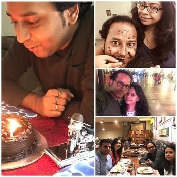 #birthday #thatcakeandharley #moments