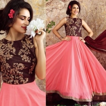 Party Wear Pink Georgette Anarkali Suit Product code - FCSS711 Available at www.fashionclozet.com  Watsapp - +91 9930777376 Email -  info@fashionclozet.com Or DM for enquiries. #indianwear #indianfashion #indianwedding #instagram #adorable #beautiful #bollywood #makeup #mumbai #indianstyle #palazzo #punjabisuits #indowestern #bridalsarees #palazzopants #designerwear #saree #punjabiweddings  ##palazzoskirt #blogger #fashionblogger #weddingphotography #vancouverwedding #weddingphotographer #indianweddingbuzz #bridallehengas  #bridesmaids  #saree #sari