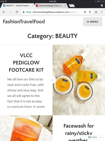 Hola people !!!! Rains are pretty but they also give us dirty feet...and the fact of the life is we don't have time to follow all skincare regime...!! And Salon everytime do hurt our pockets☹️ So Checkout my new blogpost about footcare with @vlccin 😊 💃Link in bio 💃 . #indian #indianblogger #fbloggers #fashionblogger #blogger #jaipur #rajasthan #indiangirl #happyfeet #feet #skincare #bodycare #footcare #pedicure #selfcare #beauty #beautyblogger #product #review #healthy #fashion #fashiongirl #fashionista #fashionlover #skin #skincareroutine #productreview #musthave #india #feetporn